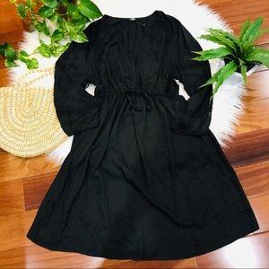 New🌿Old Navy Soft Maternity Black Dress